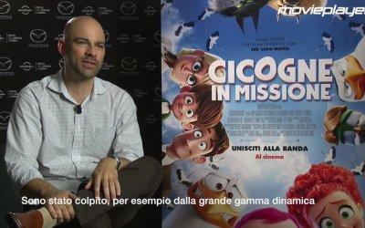 Cicogne in missione: Video intervista al regista Doug Sweetland