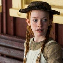 Anna dai capelli rossi: una foto di Amybeth McNulty