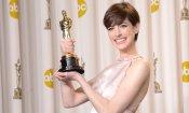 """Anne Hathaway: """"Quando ho vinto l'Oscar ho finto di essere felice"""""""