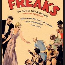 Locandina di Freaks