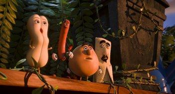 Sausage Party - Vita segreta di una salsiccia: un'immagine del film d'animazione