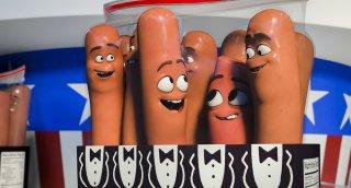 Sausage Party - Vita segreta di una salsiccia: un momento del film d'animazione