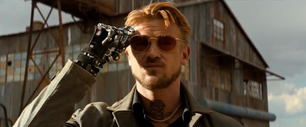 Logan: un nemico del film dal primo trailer