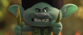 Trolls: un'immagine del film animato