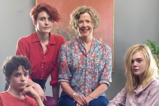 Una scena del film 20th Century Women