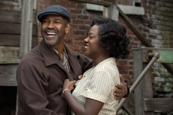 Una scena di Barriere (Fences)