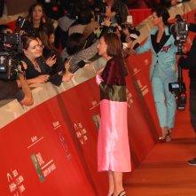 Roma 2016: Kristin Scott Thomas e JUliette Binoche sul red carpet de Il paziente inglese