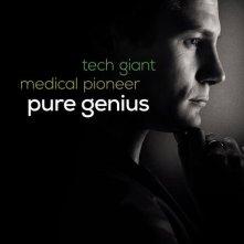 Pure Genius: la locandina della serie