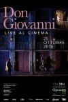 Locandina di The Metropolitan Opera di New York: Don Giovanni