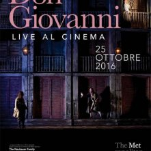 Locandina di The Metropolitan Opera di New York: Don Giovanni