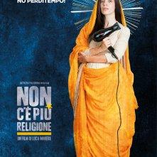 Non c'è più religione - poster esclusivo del film