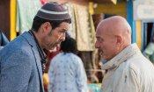 Non c'è più religione, in esclusiva tre character poster del film di Luca Miniero