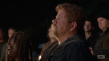 The Walking Dead: Michael Cudlitz in The Day Will Come When You Won't Be