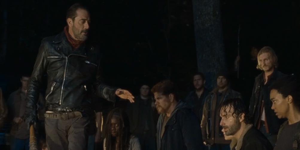 The Walking Dead: un'immagine dell'episodio The Day Will Come When You Won't Be