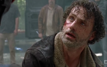 The Walking Dead: Andrew Lincoln in The Day Will Come When You Won't Be