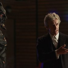 Class: l'attore Peter Capaldi nell'episodio For Tonight We Might Die