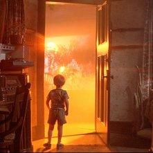 Incontri ravvicinati del terzo tipo, una scena del film di Spielberg