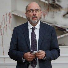 Dirk Gently's Holistic Detective Agency: Richard Schiff in una foto della première