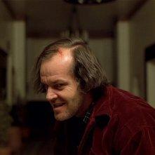 Jack Nicholson in Shining