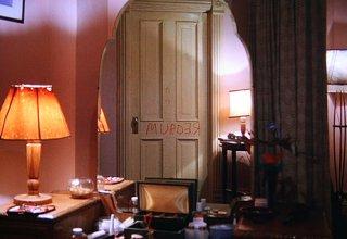 Shining, la scena dello specchio