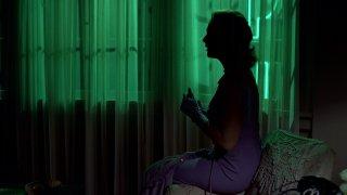Kim Novak in una scena de La donna che visse due volte