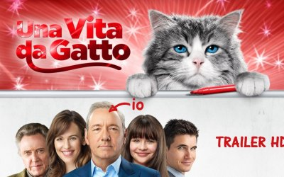 Una vita da gatto - Trailer italiano
