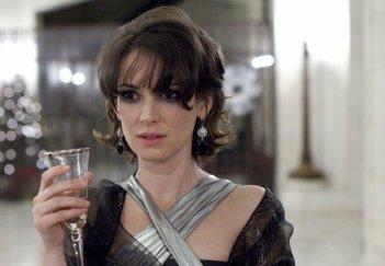 Black Swan: in scena Winona Ryder