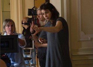 Romanzo famigliare: Francesca Archibugi sul set
