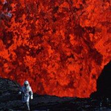 Dentro l'inferno: immagine imponente del documentario di Herzog