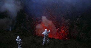 Dentro l'inferno: un momento drammatico del documentario di Herzog
