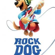 Locandina di Rock Dog