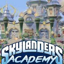 Locandina di Skylanders Academy