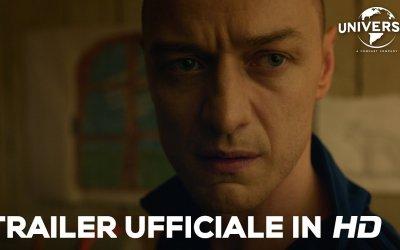 SPLIT di M. Night Shyamalan – Secondo trailer italiano