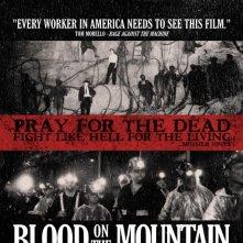 Locandina di Blood on the Mountain