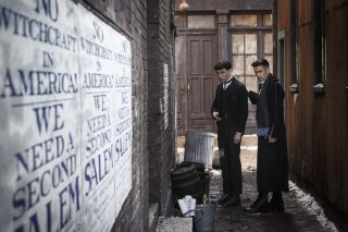 Animali Fantastici e Dove Trovarli: Ezra Miller interpreta Credence Barebone
