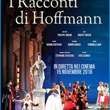 Locandina di Royal Opera House: I racconti di Hoffmann