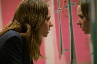 La ragazza del treno: Emily Blunt in un momento del film