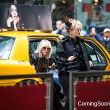 Ocean's Eight: Cate Blanchett e Helena Bonham-Carter sul set