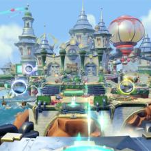 Skylanders Academy: un'immagine dei luoghi mostrati nella serie