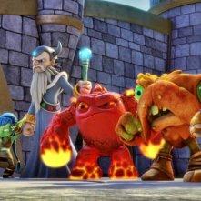 Skylanders Academy: una foto del nuovo show animato di Netflix