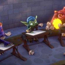 Skylanders Academy: i protagonisti sui banchi dell'accademia