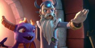 Skylanders Academy: un'immagine della nuova serie animata di Netflix