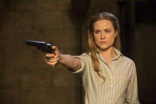 Westworld: Evan Rachel Wood nell'episodio Contrapasso