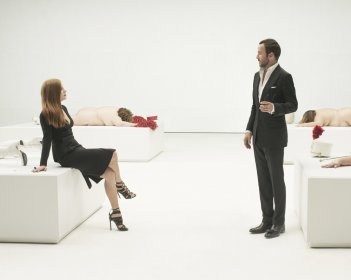 Animali notturni: Tom Ford e Amy Adams sul set del film