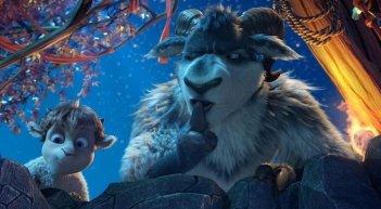 Bianca & Grey e la pozione magica: un'immagine del film animato
