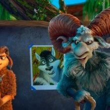 Bianca & Grey e la pozione magica: una scena del film d'animazione