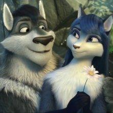 Bianca & Grey e la pozione magica: un'immagine del film d'animazione