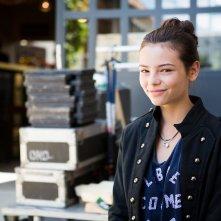 Come diventare grandi nonostante i genitori: Eleonora Gaggero sul set del film