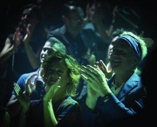 Come diventare grandi nonostante i genitori: Giovanna Mezzogiorno e Matthew Modine insieme in una scena del film