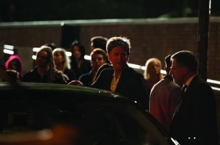 Come diventare grandi nonostante i genitori: Matthew Modine in una scena del film